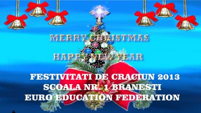 Festivități de Crăciun 2013