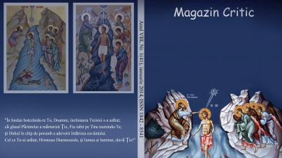 A apărut numărul 41 al revistei MAGAZIN CRITIC!