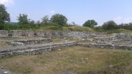 Teritoriul actual al Judeţului Gorj în cadrul sistemului administrativ al imperiului roman