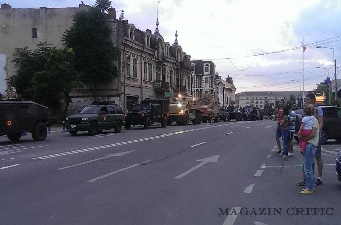 Parada militară de 1 decembrie 2016 la București / Video