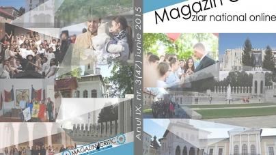 Exclusiv: A apărut noul număr al revistei MAGAZIN CRITIC, Nr. 47