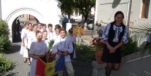 """Acțiunea Români pentru Români la Biserica """" Schimbarea la Față"""" din Odorheiu Secuiesc"""