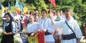 """Ne place fapta! Acţiunea """"Români pentru români"""" la Odorheiu-Secuiesc."""