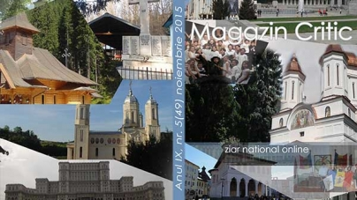 Exclusiv: A apărut numărul 49 al revistei MAGAZIN CRITIC