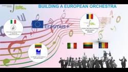 ERASMUS+ PROJECT – BUILDING A EUROPEAN ORCHESTRA