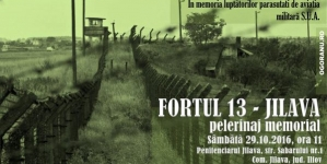 Pelerinaj memorial la Fortul 13 Jilava!