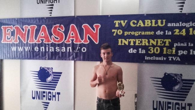 "Clubul Sportiv ""Renshi"" la o competiție în Budapesta!"