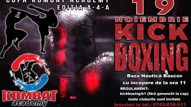 """Vă invităm la """"Kombat Academy"""", ediția a-IV-a!"""