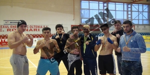 Exclusiv: Mâine, la Târgu-Jiu va avea loc a II a ediție a Competiției Naționale de Mixt-Fight Full, Lights şi Kick Boxing!