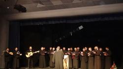 Concert de Colinde la Târgu-Jiu!