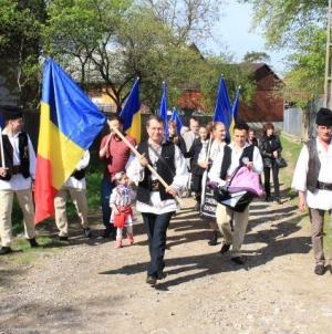 La mulți ani frumoși ca România, dragi prieteni! / Video