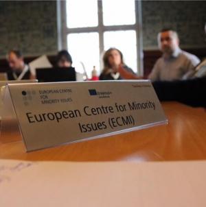 """Echipa noastră prezentă la """"European Centre for Minority Issues (ECMI)""""!"""