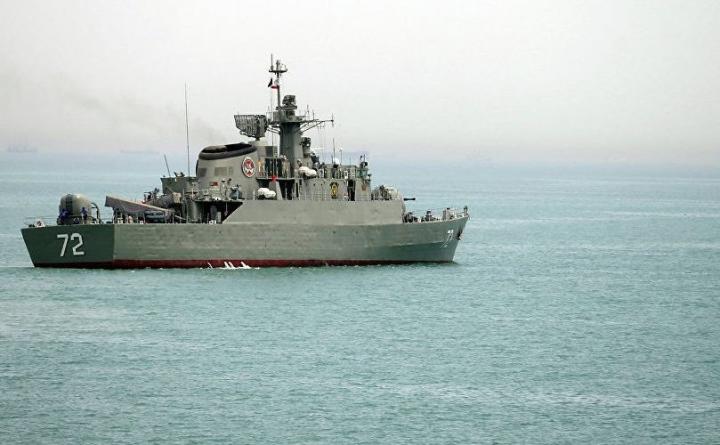 Rachetă balistică de rază medie testată de Iran
