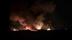 Damascul bombardat de aviaţia Israelului
