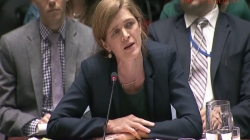 Ambasadorul american la ONU, Samantha Power, acuză Iranul că înarmează Hezbollah!