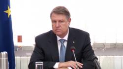 """Klaus Iohannis: """"Nu există democraţie puternică fără stat de drept şi justiţie independentă!"""""""