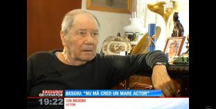 Actorul Ion Besoiu a încetat din viaţă