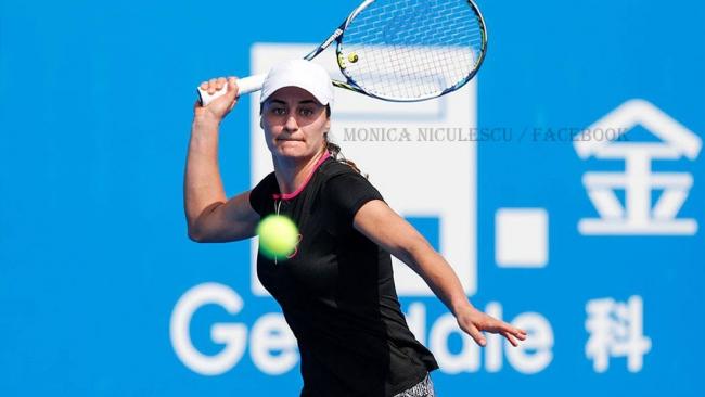 Tenis: Monica Niculescu şi Ana Bogdan n-au reuşit să treacă de turul 1 la simplu