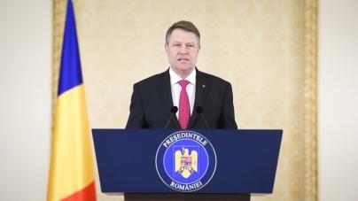 Mesaj de condoleanţe transmis de Klaus Iohannis preşedintelui Egiptului