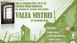 """""""Valea Nistrei"""" de Corneliu Dida, un roman al Rezistenţei anticomuniste!"""