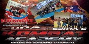Sport: Competiție de Arte marțiale la Kombat Club Pitești!