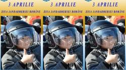 """Ziua Jandarmeriei Române"" la Târgu-Jiu!"