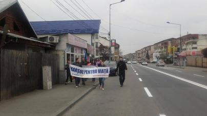 """Echipa noastră va fi prezentă la """"MARȘUL PENTRU VIAȚĂ""""!"""