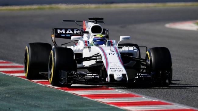 Felipe Massa, pilotul cu cel mai bun tur de pistă la Barcelona