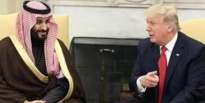 Întâlnire între Donald Trump şi prinţul încoronat saudit Mohammed bin Salman