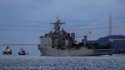 Exerciţiu militar româno-american în Marea Neagră