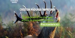 Plantează în România!