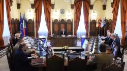 Ședința Consiliului Suprem de Apărare a Țării