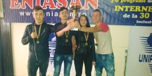 Sportivă gorjeancă selectată la Campionatul Internațional de Box din Spania!