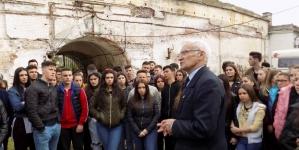 Elevi în vizită la Fortul 13 Jilava!