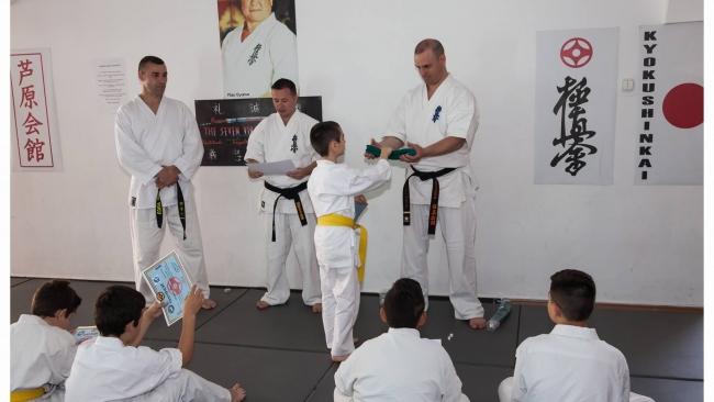 """Clubul Sportiv """"Voicu Dragon"""" din Târgu Jiu, va reprezenta echipa noastră în toate parteneriatele strategice pe plan sportiv!"""