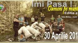 """""""Promontana Romania"""" vă invită la """"Îmi Pasă! Oameni pe munte"""", ediţia a II a, Lupeni, Hunedoara"""