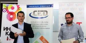 """Center for Education and Development – CED"" a finalizat cu succes proiectul de la Skopje!"