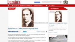Mircea Vulcănescu s-a jertfit pentru colegul de celulă