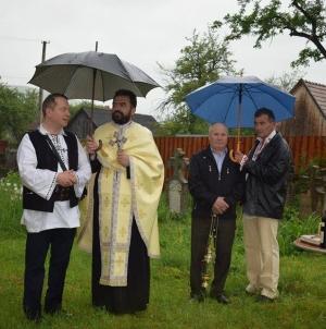 Cu binecuvântarea ocrotitorului nostru, Preasfințitul Andrei, Episcopul Covasnei și Harghitei!