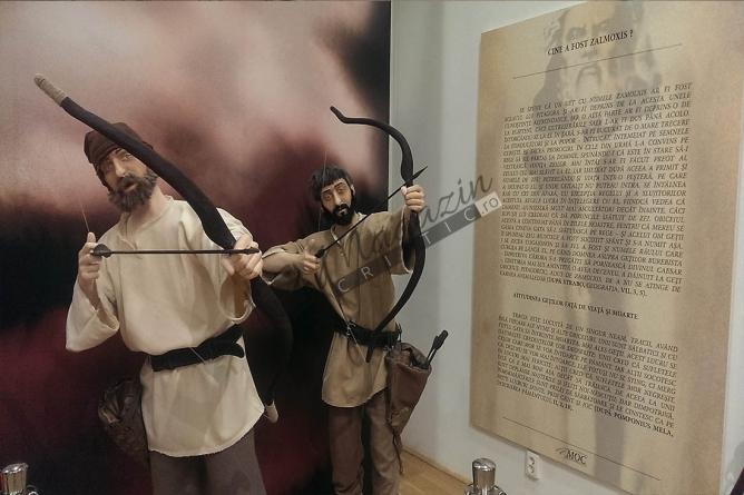 Armele încovoiate ale dacilor, de Cătălin Borangic. Sine qua non