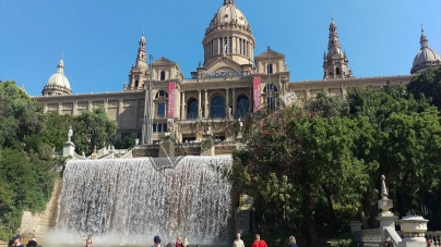 Fotoreportaj din Barcelona