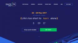 Federația Euro Education este prezentă  HackTM 2017 !