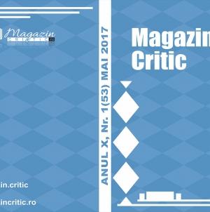 Exclusiv: A apărut numărul 53 al revistei MAGAZIN CRITIC