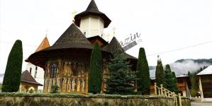 Fotoreportaj de la Mănăstirea Petru Vodă