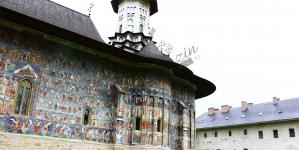 Fotoreportaj de la Mănăstirea Sucevița