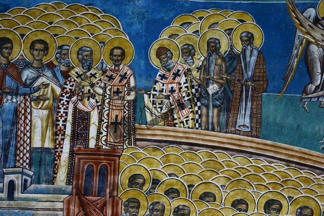 Lumina Adevărului, de Mihai-Andrei Aldea. (XVII) Sfinţii. Maica Domnului