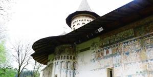 Fotoreportaj de la Mănăstirea Voroneț