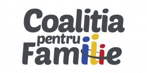 """""""Campania de dezinformare și decredibilizare dusă împotriva Coaliției pentru Familie trebuie să înceteze!"""""""