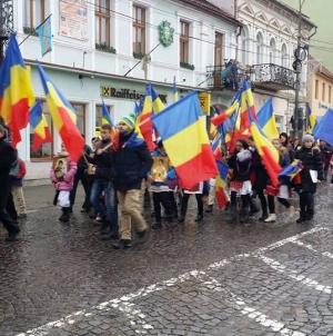 La Târgu Secuiesc, în România!
