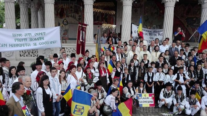Cântarea Eroilor Români la BREȚCU (jud.Covasna), sâmbătă 9 martie, ora 14, Căminul Bisericii Ortodoxe.